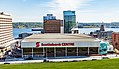 Scotiabank Centre, Halifax Skyline, and Harbour (25838142554).jpg