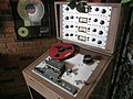 Scully 280 4-track tape recorder, Ardent Studios.jpg