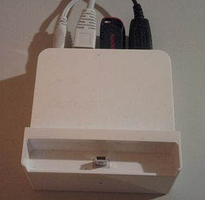 Plug computer - Seagate Dockstar, a plug computer similar to the SheevaPlug