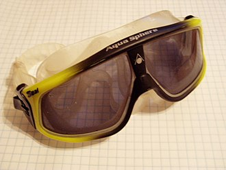 Goggles - SealMask watersport goggles made by AquaSphere