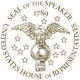 Seal of the Speaker of the United States House of Representatives