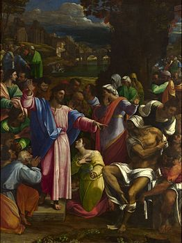 Sebastiano del Piombo - The Raising of Lazarus - Google Art Project.jpg