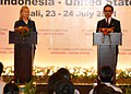 Secretary Clinton and Indonesian Foreign Minister Natalegawa Address Reporters (5996812639) (cropped).jpg