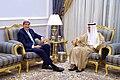 Secretary John Kerry Sits With Saudi Arabia Foreign Minister Adel al-Jubeir (26920504262).jpg