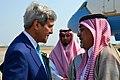 Secretary Kerry Departs Jeddah, Saudi Arabia (15216424305).jpg