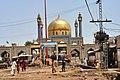 Sehwan Sharif - Tomb of Lal Shahbaz Qalandar.jpg