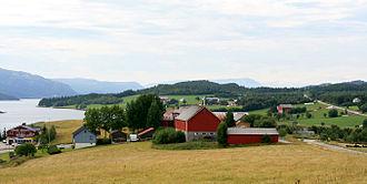 Trøndelag - Seierstad in July 2007
