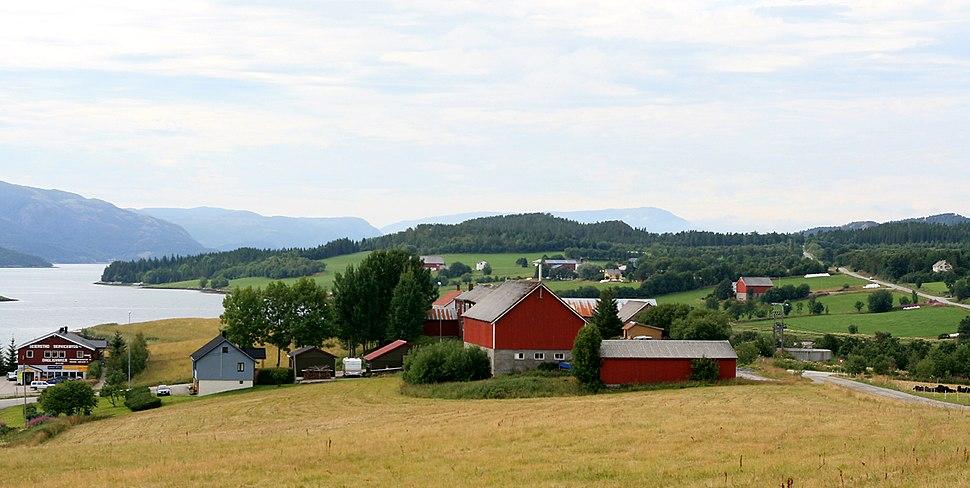 Seierstad in July 2007