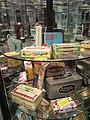 Selections of liquorice sweets, Pontefract Museum.jpg