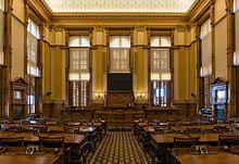 Senate Chamber, Georgia State Capitol, Atlanta 20160718 1.jpg