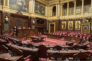 senate of belgium