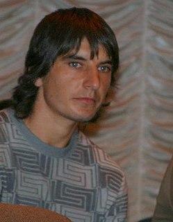 Serghei Covalciuc Moldovan-Ukrainian footballer