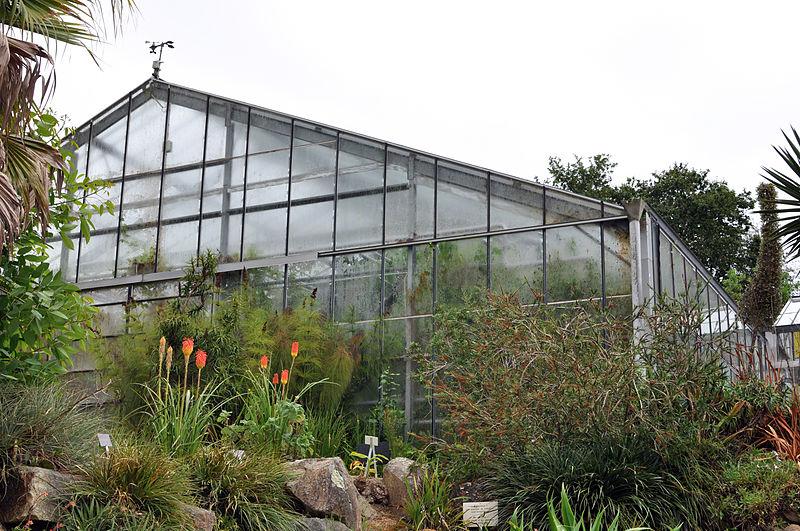 File:Serres Conservatoire botanique national de Brest.jpg