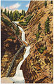Seven Falls, South Cheyenne Canon, Pikes Peak Region, Colo. (7725171028).jpg