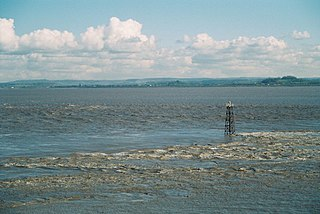 Severn Estuary the estuary of the River Severn, the longest river in Great Britain; mouth of the Severn, Wye, Usk, and the Bristol Avon