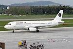 Shaheen Air International (Constellation International Airlines) Airbus A320-232 OO-COH (26932808725).jpg