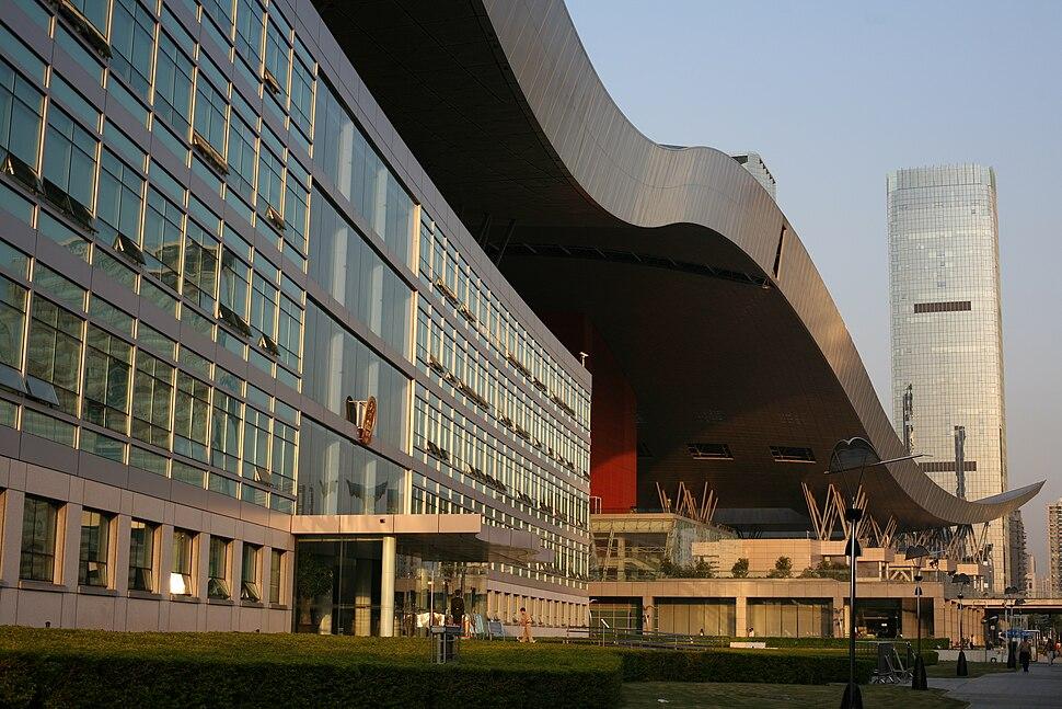 Shenzhen's city hall