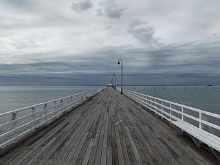 Shorncliffe Pier - TravellerQLD photo courtessy wikipedia