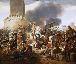 Siege of Paris (885–886) - Image: Siege of Paris (885–886)