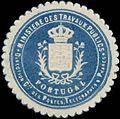 Siegelmarke Portugal-Ministere des Travaux Publics W0325950.jpg
