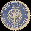 Siegelmarke Reichs-Marine Generalstabsarzt W0351960.jpg