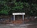 Sign, Ballymacilrany - geograph.org.uk - 1633503.jpg