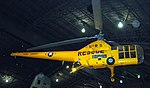 Sikorski YH-5A Dragonfly, National Museum of the US Air Force, Dayton, Ohio, USA. (45457129824).jpg