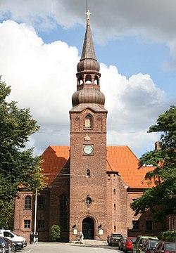 simeons kirke nørrebro