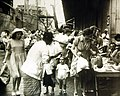 Singapore as women and children at port prepare for evacuation before Japanese invasion (24545025845).jpg
