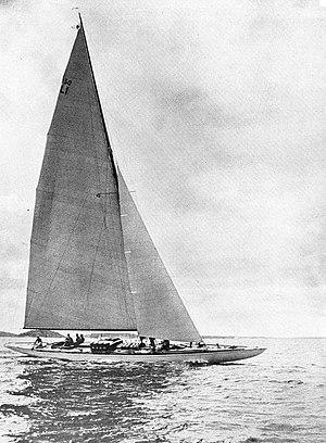 Gustaf Estlander - 150m² Skerry Cruiser Singoalla, designed by Gustaf Estlander, on Kanholmsfjärden in 1922.