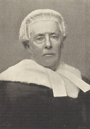 Alfred Wills - Sir Alfred Wills.