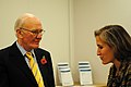 Sir Menzies Campbell MP and Xenia Dormandy (8141325705).jpg