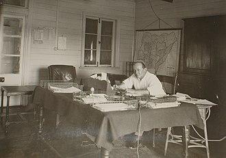 Richmond Palmer -  Sir Richmond Palmer Government House, Kaduna 1926