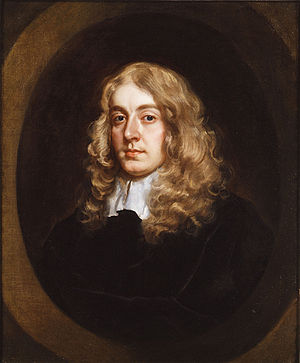Samuel Morland - Portrait of Morland by Peter Lely, 1645