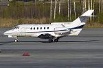 Sirius-Aero, RA-02802, BAe 125-700B (26970417766).jpg
