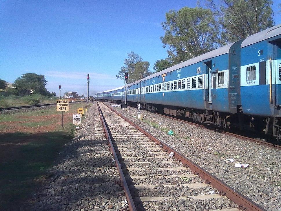 Sivagangai station 8