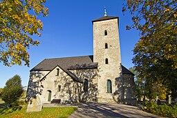 Skånela kirke.