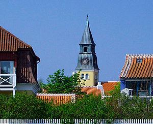 Kirche in Skagen
