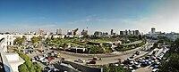 Skyline at Rajiv Chowk.JPG