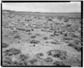 Slab structure, view from northwest - Indian Creek, Casa Abajo, Indian Creek, Crownpoint, McKinley County, NM HABS NM,16-CROPO.V,2A-2.tif