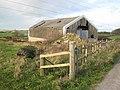 Slightly derelict barn, Hutton Henry - geograph.org.uk - 278970.jpg