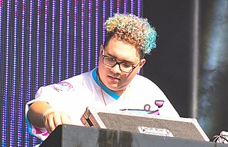 Slushii American DJ and music producer