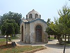 Small church in Anavatan park in Iskele Cyprus.jpg