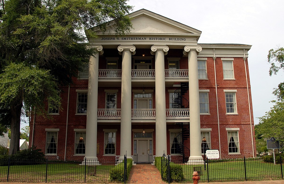 Joseph t smitherman historic building wikipedia for Alabama homebuilders