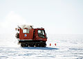 Snowcat at the South Pole Station (11235815626).jpg