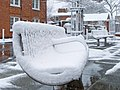 Snowy Benches - geograph.org.uk - 872429.jpg