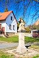 Socha svatého Jana Nepomuckého, Novoměstská ulice, Sobotka 01.jpg