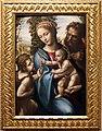 Sodoma, sacra famiglia con san giovannino, 1540 ca. (montepulciano, museo civico).jpg