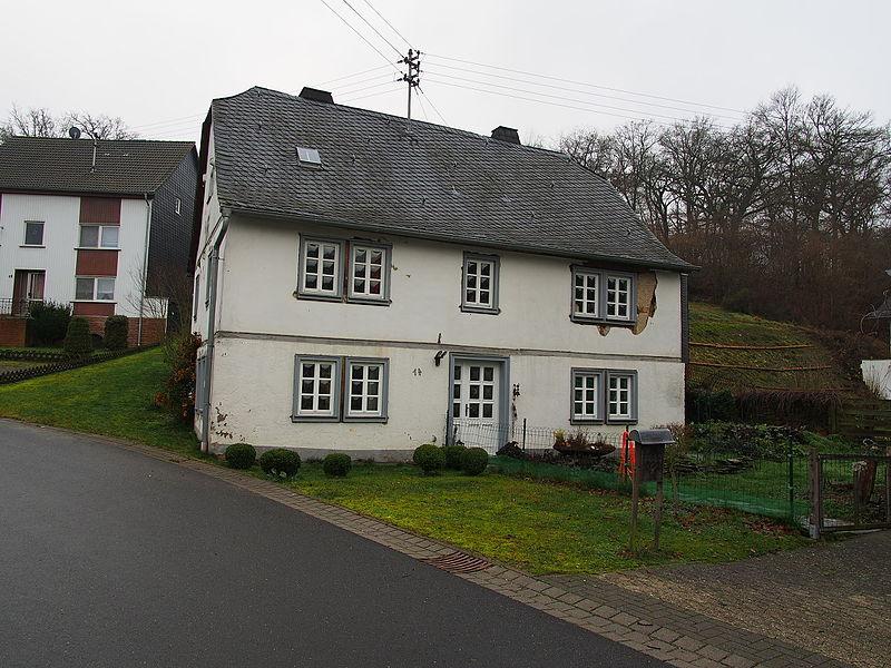 File:Sohrschied Hunsrücker Bauernhaus Hauptstraße 14.JPG