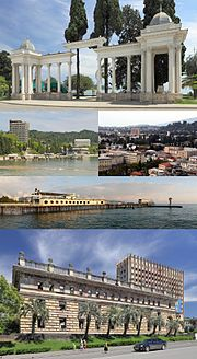 Sokhumi Collage